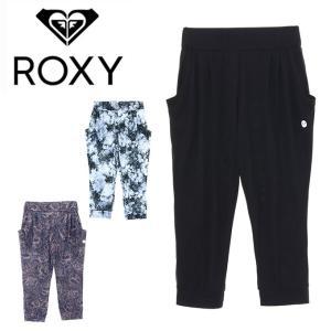 ロキシー ROXY クロップドパンツ レディース 速乾 UVカット RAIN DAZE LOOSE ...