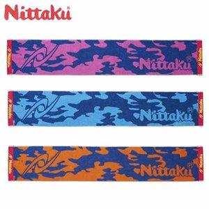 ニッタク Nittaku スポーツタオル カモフラマフラータオル NL-9218|himaraya