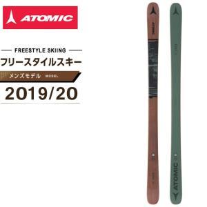 アトミック ATOMIC スキー板 フリースタイルスキー メンズ パンクス7 PUNX 7|himaraya
