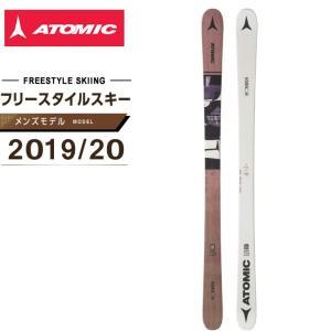 アトミック ATOMIC スキー板 フリースタイルスキー メンズ パンクス 5 PUNX 5|himaraya