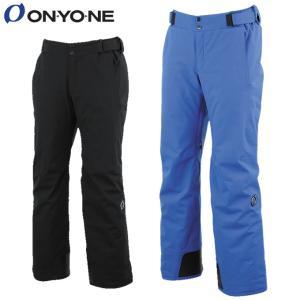 オンヨネ ONYONE スキーウェア パンツ メンズ TEAM OUTER PANTS ONP92450|himaraya
