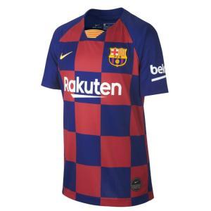 ジブンのチーム。キミのカラー。 FC バルセロナ 2019/20 スタジアム ホーム ユニフォームは...