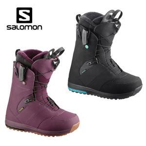 サロモン スノーボードブーツ ひもタイプ レディース IVY salomon
