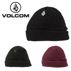 ボルコム VOLCOM ニット帽 メンズ レディース SWEEP BEANIE  J5852001