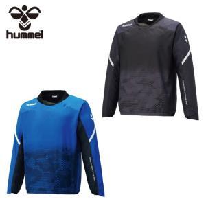 ヒュンメル hummel サッカーウェア ジュニア ピステトップ 裏起毛ピステトップ HJW4188|himaraya