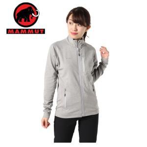 マムート MAMMUT  スウェットジャケット レディース エクスカーション JK 1014-00550 0819|himaraya