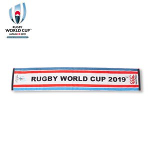 「ラグビーワールドカップ2019(TM)日本大会」カンタベリー公式ライセンス商品 RWC2019 TOWEL MUFFLER|himaraya