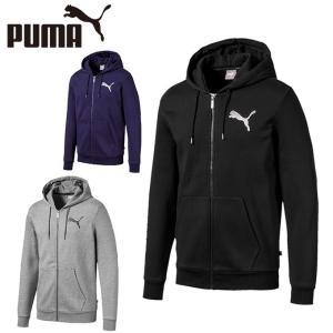 プーマ スウェットパーカー メンズ KA ワンポイントスウェットJKT 580177 PUMA