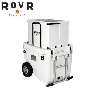 【国内正規品】ROVR(ローバー)/RollR60(ローラー60) カラー:Powder 最大保冷力10日間 クーラー キャンプ アウトドアの商品画像 ナビ