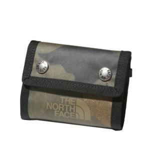 擦り切れと水濡れに強い1000デニールTPEファブリックラミネート素材を使用した3つ折り財布です。マ...