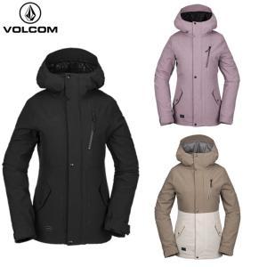 ボルコム VOLCOM スノーボードウェア ジャケット レディース Ashlar Ins Jacket Black H0452014 ヒマラヤ PayPayモール店