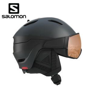 サロモン スキー スノーボードヘルメット メンズ レディース 2サイズ有 56cm-62cm ドライ...