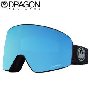 ドラゴン DRAGON スキー スノーボードゴーグル メンズ レディース U-PXV SPRIT GREY|himaraya