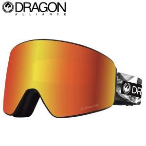 ドラゴン DRAGON スキー スノーボードゴーグル メンズ レディース U-PXV FACTION|himaraya