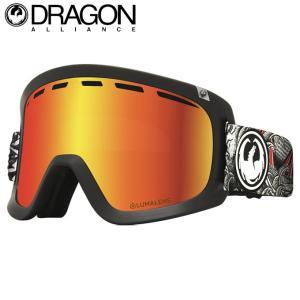 ドラゴン DRAGON スキー スノーボードゴーグル メンズ レディース 眼鏡対応GOGGLE U-D1 KENGO KIMURA|himaraya