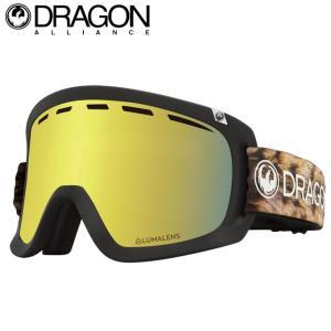 ドラゴン DRAGON スキー スノーボードゴーグル メンズ レディース 眼鏡対応GOGGLE U-D1 LYNXXX|himaraya