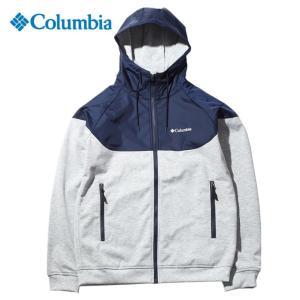 コロンビア スウェットパーカー メンズ レッドテーブルパインズ FZ HD PM1572 039 Columbia|himaraya