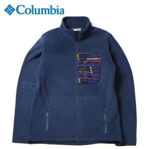 コロンビア フリース レディース バックアイスプリングス JK PL3142 464 Columbiaの画像