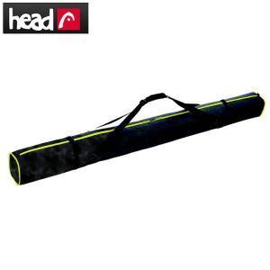ヘッド HEAD スキーケース メンズ レディース シングル スキーバッグ SINGLE SKIBAG 170 BK|himaraya