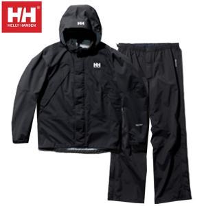 ヘリーハンセン HELLY HANSEN レインウェア上下セット メンズ ヘリーレイン ST HOE11900 KO|himaraya