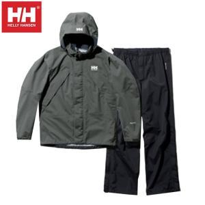 ヘリーハンセン HELLY HANSEN レインウェア上下セット メンズ ヘリーレイン ST HOE11900 SA|himaraya