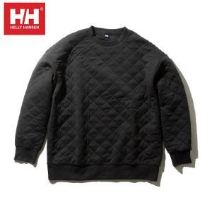 ヘリーハンセン HELLY HANSEN スウェットトレーナー メンズ キルトクルー HOE31961 K himaraya