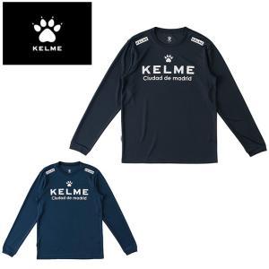 ケルメ KELME サッカーウェア プラクティスシャツ 長袖 メンズ レディース 長袖プラシャツ KC19F151|himaraya