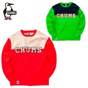 チャムス CHUMS スウェットトレーナー メンズ フリップクルートップ CH00-1213 himaraya