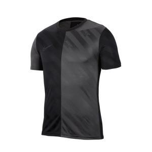 ナイキ サッカーウェア プラクティスシャツ 半袖 メンズ AOP トップ BQ7470-010 NIKE|himaraya