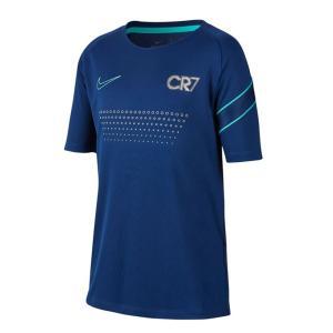 ナイキ サッカーウェア 半袖シャツ ジュニア CR7半袖トップ BV6085-492 NIKE