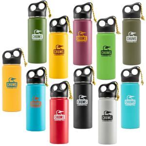 チャムス CHUMS 水筒 すいとう キャンパーステンレスボトル550 Camper Stainless Bottle 550 CH62-1391|himaraya