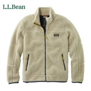 エルエルビーン L.L.Bean フリース メンズ MTパイルフリース JK 500365 Natural|himaraya