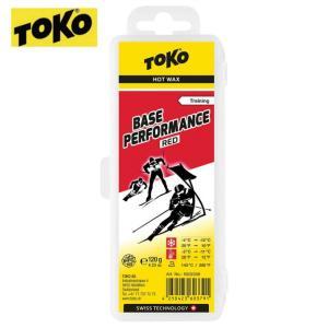 トコ ワックス 滑走ワックス Base performance ベースパフォーマンス 5502036...