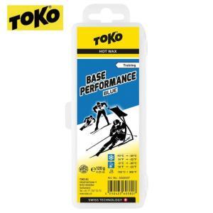 トコ ワックス 滑走ワックス Base performance ベースパフォーマンス 5502037...