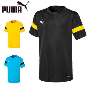プーマ サッカーウェア 半袖シャツ ジュニア PLAY半袖プラシャツJR 656647 PUMA