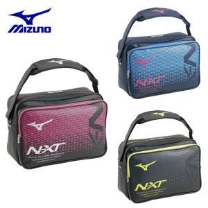 ミズノ エナメルバッグ Lサイズ メンズ レディース NXTショルダーバッグL 33JS0002 MIZUNO|himaraya
