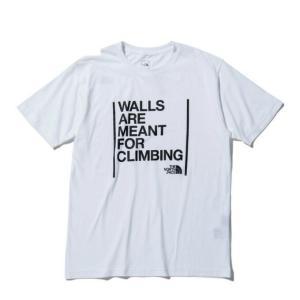 ノースフェイス Tシャツ 半袖 メンズ ショートスリーブウォールズティー NT81925 W THE NORTH FACE|himaraya