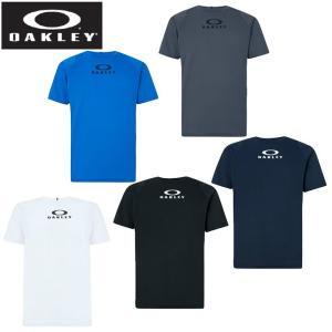 オークリー Tシャツ 半袖 メンズ Enhance SS Crew 10.0 エンハンス ショートス...