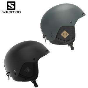 サロモン salomon スキー スノーボードヘルメット メンズ レディース ジュニア ブリガード ...