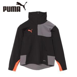 プーマ サッカーウェア ウインドブレーカージャケット ジュニア NXTハーフジップトップ 65663...
