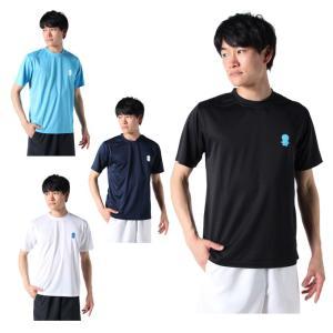 ドラえもん Doraemon バドミントンウェア Tシャツ 半袖 メンズ ドラえもん バドT 228...