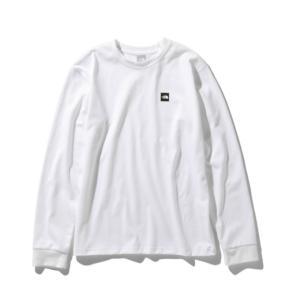 ノースフェイス Tシャツ 長袖 レディース L/S Small Box Logo Tee ロングスリーブスモールボックスロゴティー NTW32041 W THE NORTH FACE|himaraya