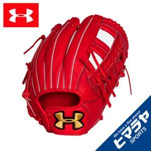 アンダーアーマー 野球 硬式グローブ 内野手用 メンズ UAアンディナイアブル 硬式野球 内野手用 グラブ B 1355567-113 UNDER ARMOURの商品画像 ナビ