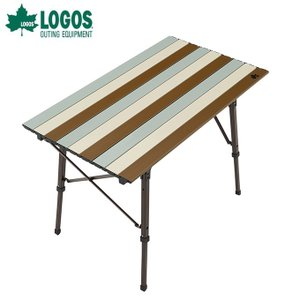 ロゴス アウトドアテーブル 90cm Life オートレッグテーブル 9050 73185011 L...