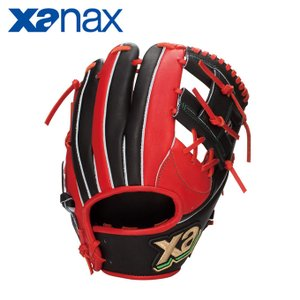 ザナックス XANAX 野球 一般軟式グローブ 内野手 ジュニア 軟式グラブ ザナパワー 内野手用 ...