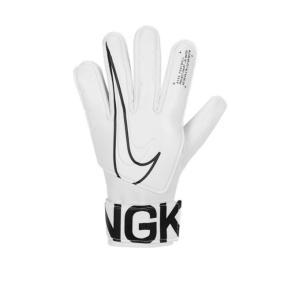 ナイキ キーパーグローブ ジュニア GK ジュニア マッチ GS3883-100 NIKEの商品画像|ナビ