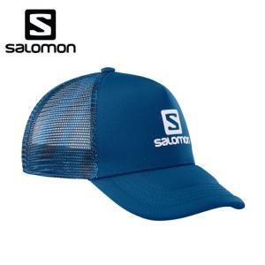 サロモン 帽子 キャップ メンズ SUMMER LOGO CAP サマーロゴキャップ LC13165...