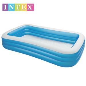 インテックス INTEX プール スイムセンターファミリープール 305cm 58484NP