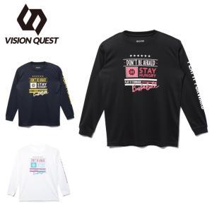 ビジョンクエスト VISION QUEST  バスケットボール 長袖シャツ ジュニア プリントTシャツ VQ570414J02 ヒマラヤ PayPayモール店