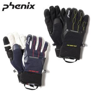 フェニックス スキーグローブ 5本指 メンズ デモチーム グローブ PFA78GL03 Phenix ヒマラヤ PayPayモール店